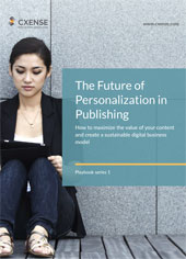 The Future of Personalisation in Publishing