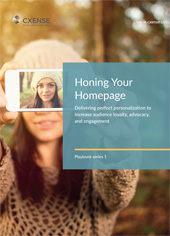 Honing Your Homepage