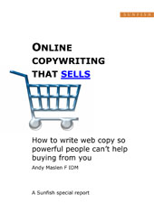 Online Copywriting That Sells