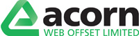 Acorn Web Offset logo