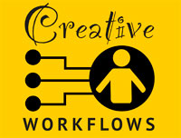 Creative Workflows logo