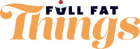 Full Fat Things logo