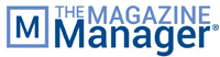 The Magazine Manager logo
