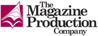 The Magazine Production Company logo