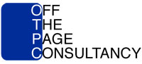 Off The Page Consultancy logo
