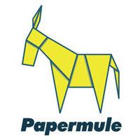 Papermule logo