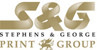 Stephens & George logo