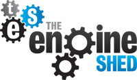 The Engine Shed (UK) logo